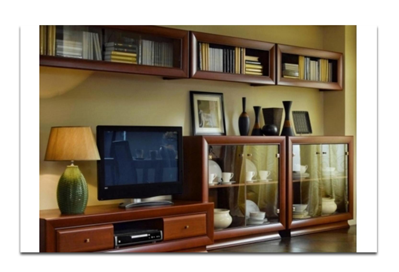 Модульная Мебель Классика Гостиная